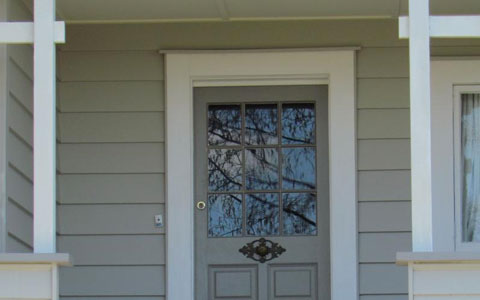 Customised Wooden Exterior Doors Auckland