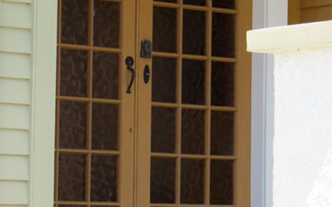 Customised Wooden French Doors Auckland