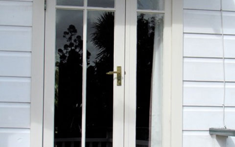 CUSTOMISED WOODEN French Doors | AUCKLAND
